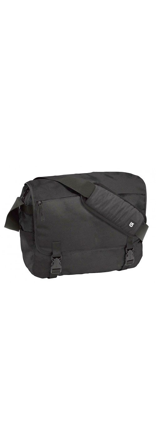 Bolsa Burton Synth Messenger True Black