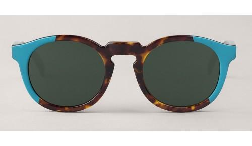 Gafas de sol Mr Boho Jordaan Turquoise Cheetah Tortoise
