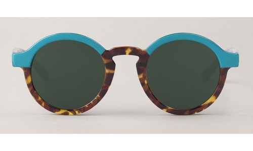 Gafas de sol Mr Boho Dalston Turquoise Cheetah Tortoise