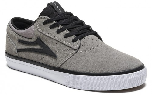 Zapatillas Lakai Griffin Grey Black Suede