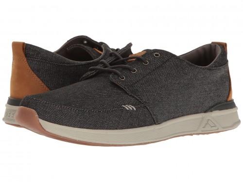 Zapatillas Reef Rover Low TX Black/Denim