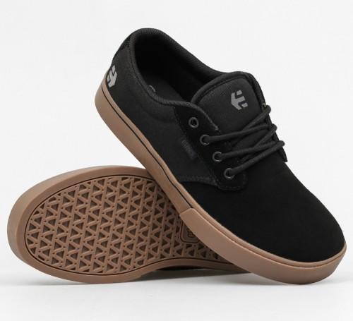 Zapatillas Etnies Kids Jameson 2 Eco Black Gum Dark Grey