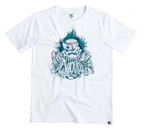 Camiseta DC Nugoons T-Shirt Boy White