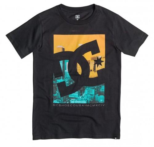 Camiseta DC Curbate T-Shirt Boy Black