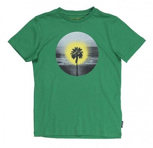 Camiseta Billabong Nucleus SS Tee Green