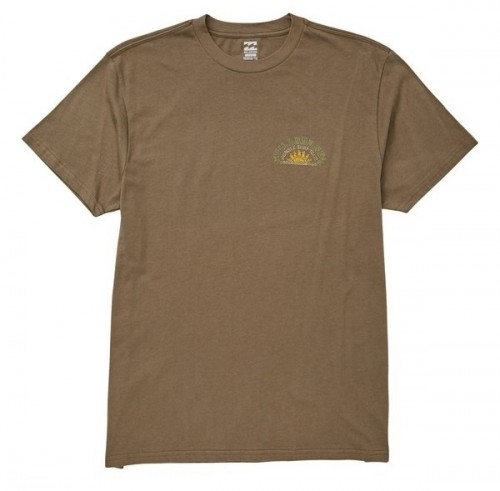 Billabong Jungle Tour Tee Military