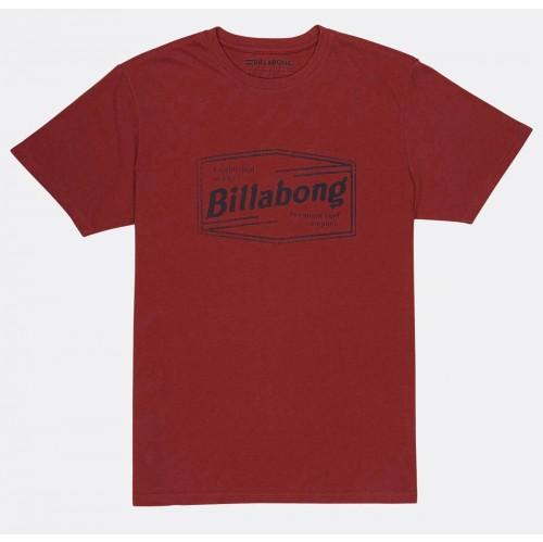 Camiseta Billabong Labrea Tee Brick