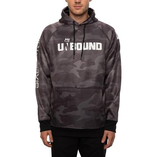 686 Bonded Fleece Pullover Hoody Unbound