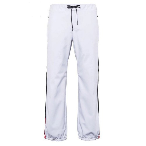 Pantalones de snowboard 686 Borderless Waterproof Track Pant Unisex White