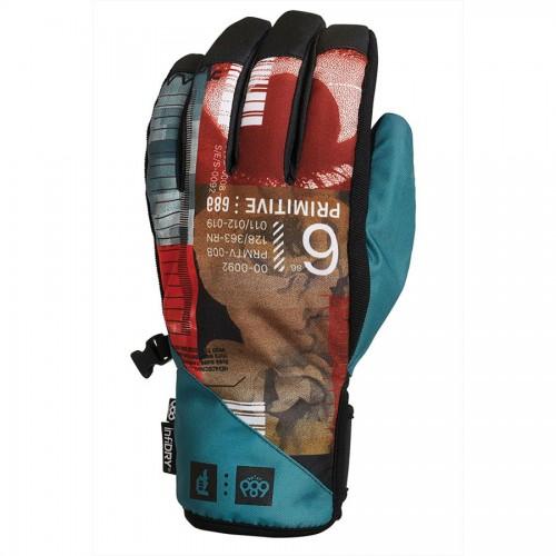 Guantes de snowboard 686 Ruckus Pipe Glove Primitive