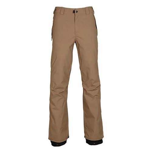 Pantalones de snowboard 686 Standard Shell Pant Khaki