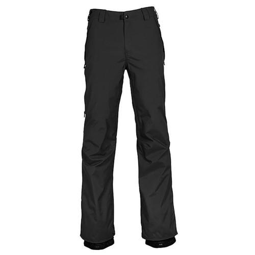 Pantalones de snowboard 686 Standard Shell Pants Black