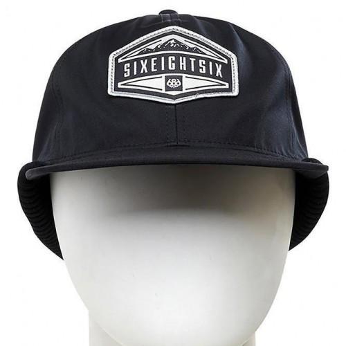 Gorra 686 Waterproof Hybrid Hat Black