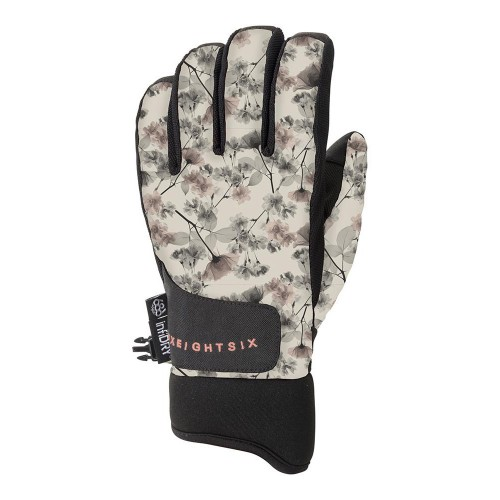 686 Wmns Crush Glove Birch X-Ray Floral