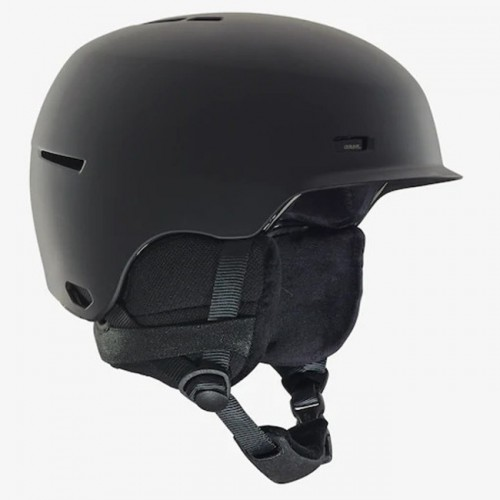 Casco de snowboard Anon Highwire Black