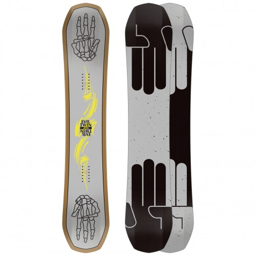 Tabla de snowboard Bataleon Evil Twin Wide 2020