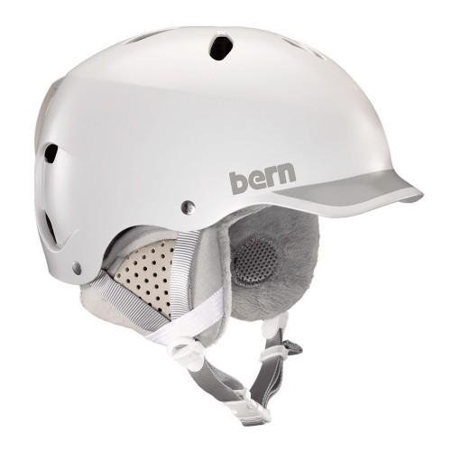 Bern Lenox White 2019