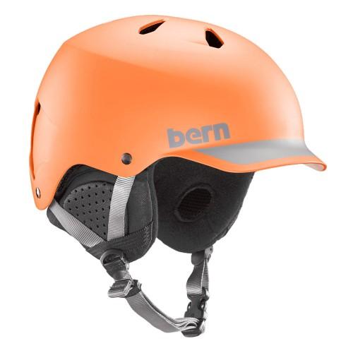 Bern Watts Orange 2019