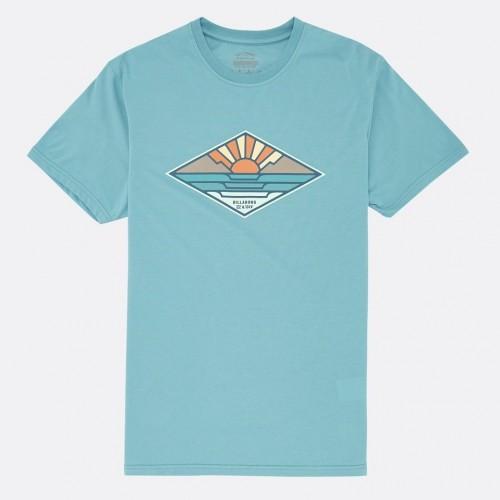 Camiseta Billabong A Frame Tee Bermuda