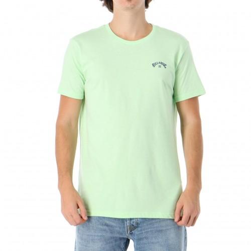 Camiseta Billabong Arch Wave Tee Cool Mint