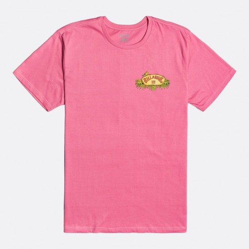 Camiseta Billabong Billys Point Tee Retro Pink