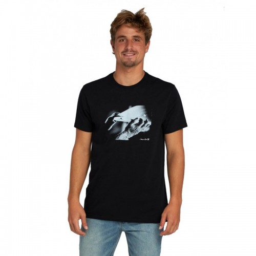 Camiseta Billabong Blue Room Black