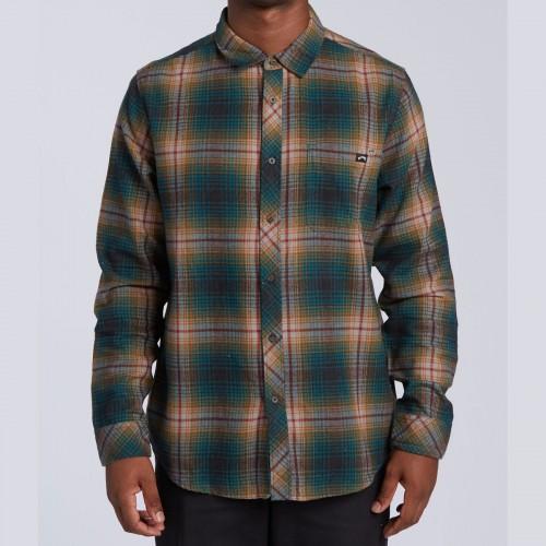 Camisa Billabong Coastline Asphalt