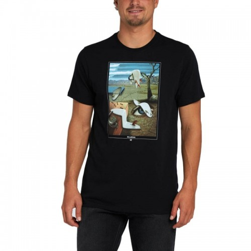 Camiseta Billabong Melted Tee Black