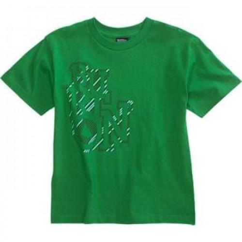 Camiseta Burton Boys Hum Day SS Kelly Green