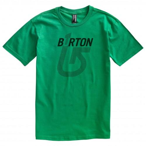 Camiseta Burton Boys Karpis SS Kelly Green