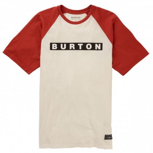 Camiseta Burton Boys Vault Tee Stout White