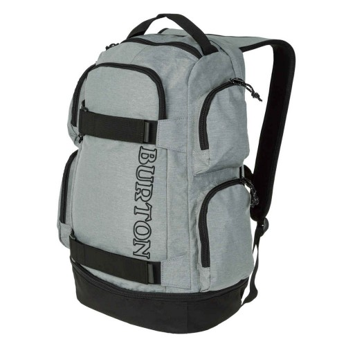 Mochila Burton Distortion Pack Grey Heather