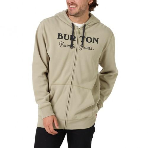 Sudadera Burton Durable Goods Full-Zip Seneca Rock