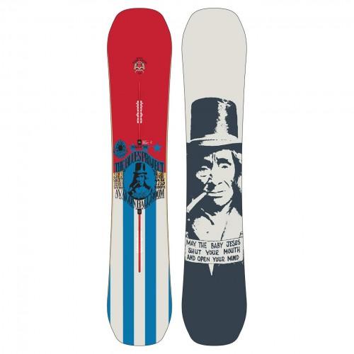 Tabla de snowboard Burton Easy Livin