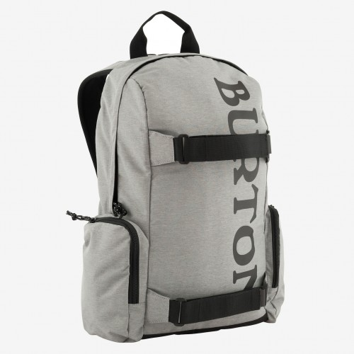 Mochila Burton Emphasis Pack Grey Heather