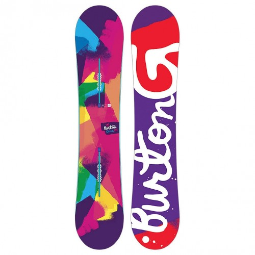 Tabla de snowboard Burton Genie 2017