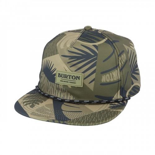 Gorra Burton Mallet Hat Olive Woodcut Palm