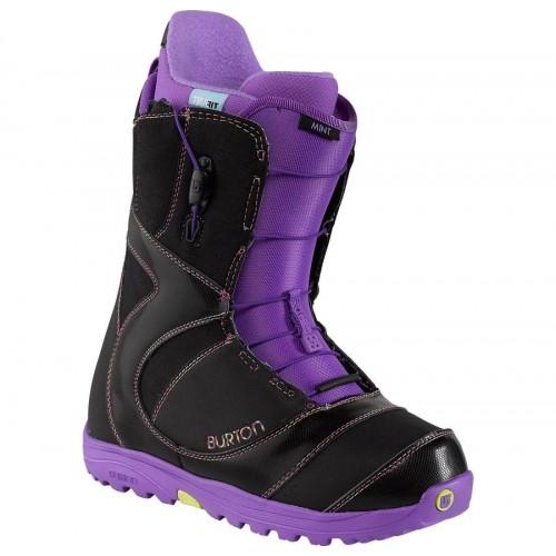 Botas de snowboard Burton Mint Black Multi