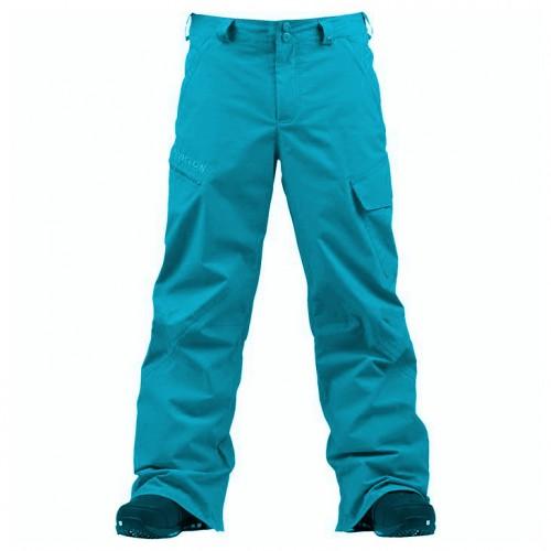 Pantalones de snowboard Burton Poacher Pants Teal