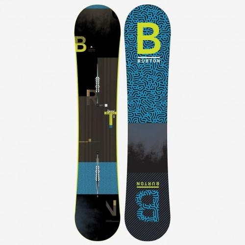 Tabla de snowboard Burton Ripcord Wide 2019