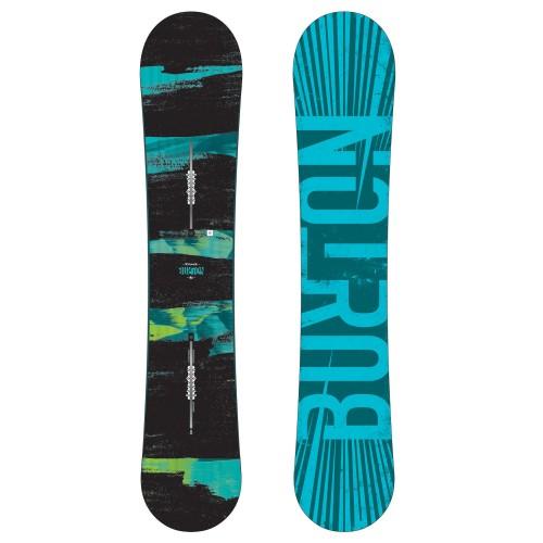 Tabla de snowboard Burton Ripcord Wide 2018