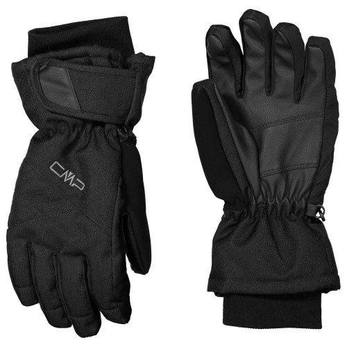 Guantes de snowboard Campagnolo Man Ski Gloves Black