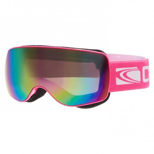 Gafas de snowboard Carve Rush Matt Pink/Rose Low Light Pink Iridium