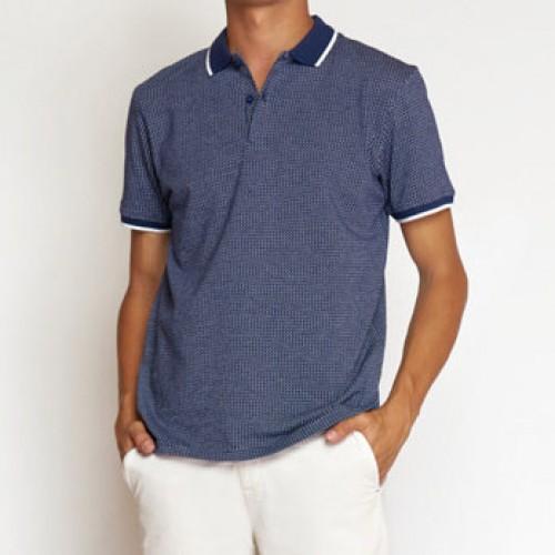 Camiseta Caster Jeans Borger Polo Circle