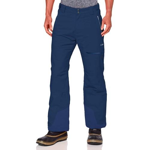 CMP Man Pant Azul
