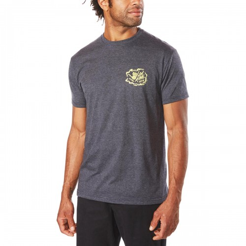Camiseta Dakine Bare Bones Charcoal Heather