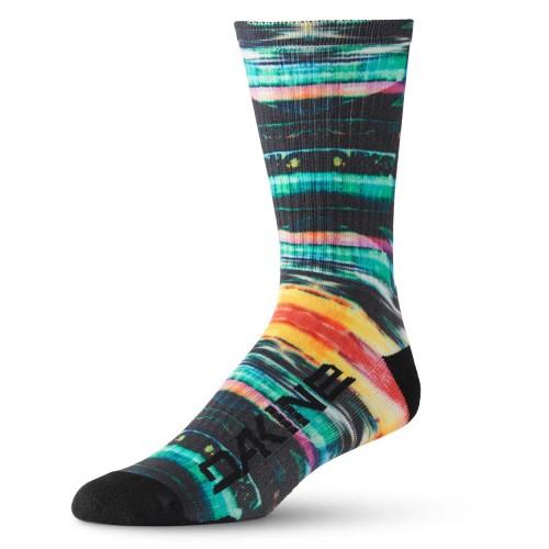 Calcetines de snowboard Dakine Booker Sock Glitch