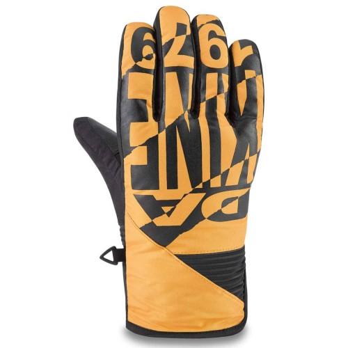 Guantes de snowboard Dakine Crossfire Glove Golden Glow