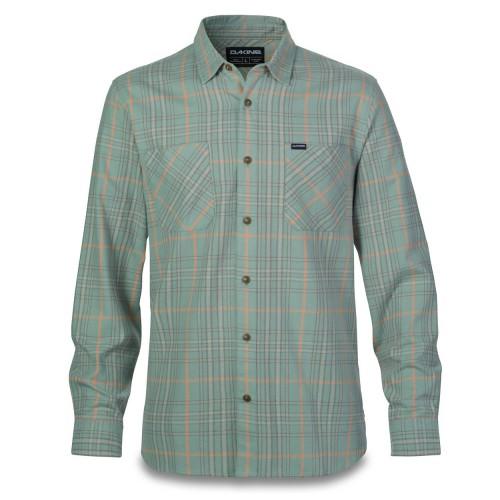 Camisa Dakine Franklin Flannel Coastal Green