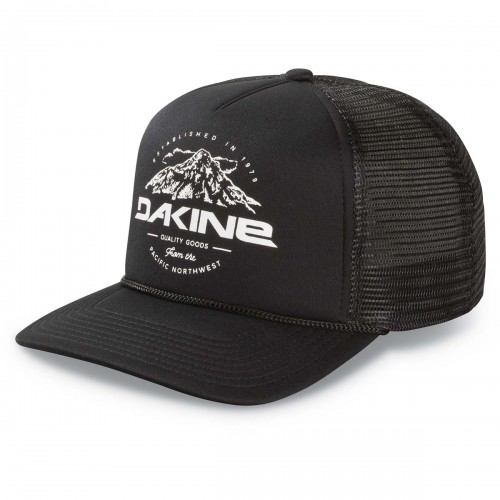 Gorra Dakine MT Hood Trucker Black